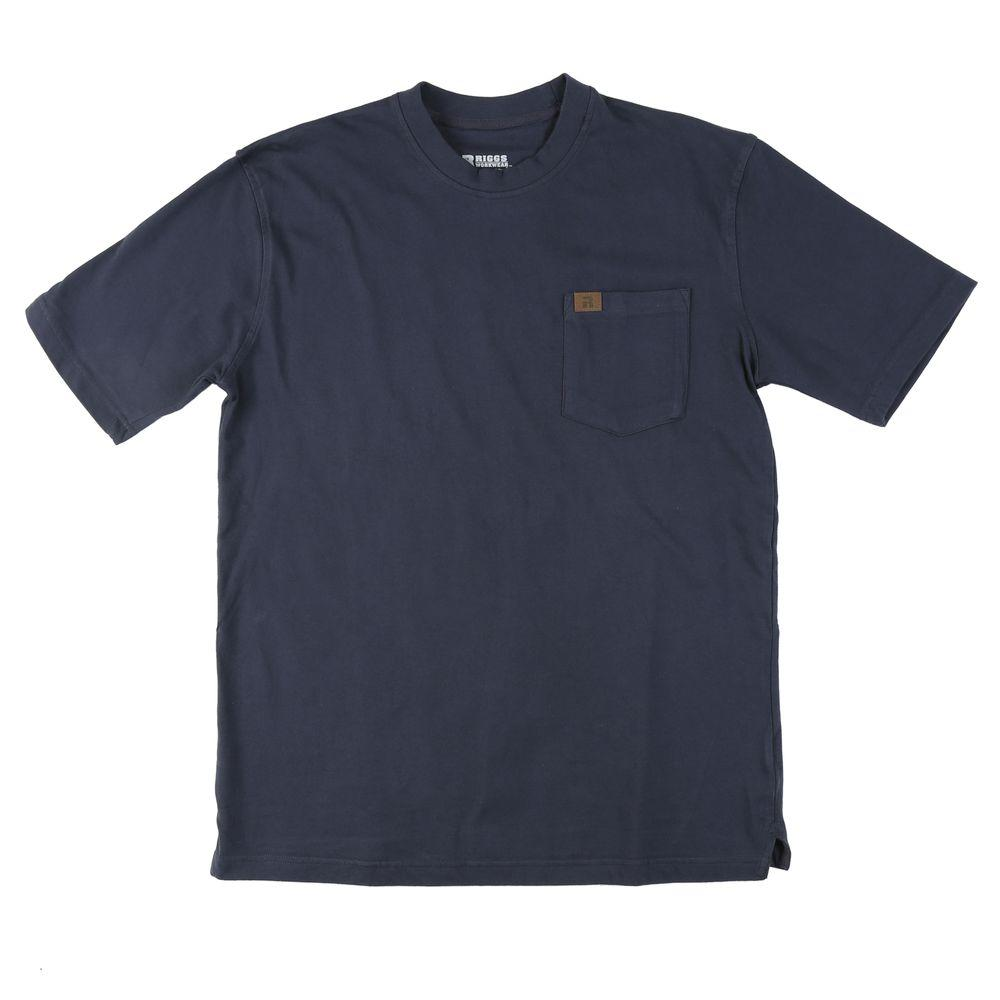 Large Men's Pocket T-Shirt