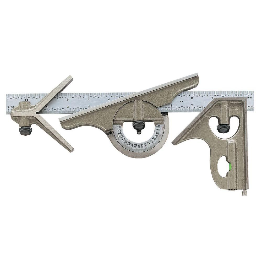 General Tools Machinist S Combination Square Mg S278 4r