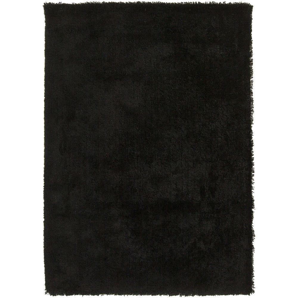 Viniani Black 5 ft. x 7 ft. Indoor Area Rug