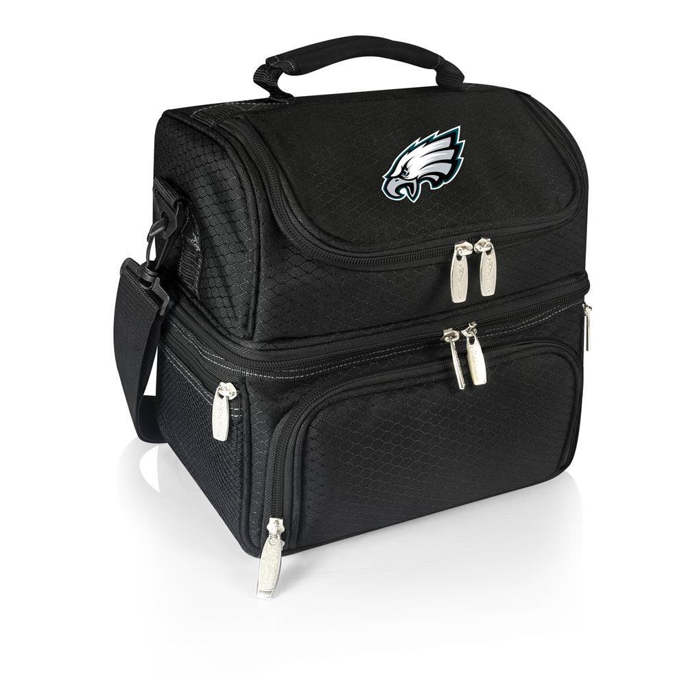 Pranzo Black Philadelphia Eagles Lunch Bag