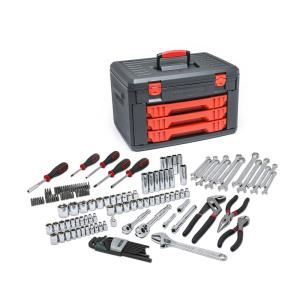 Deals on GearWrench 1/4 in. and 3/8 in. Drive Mechanics Tool Set 143-Piece