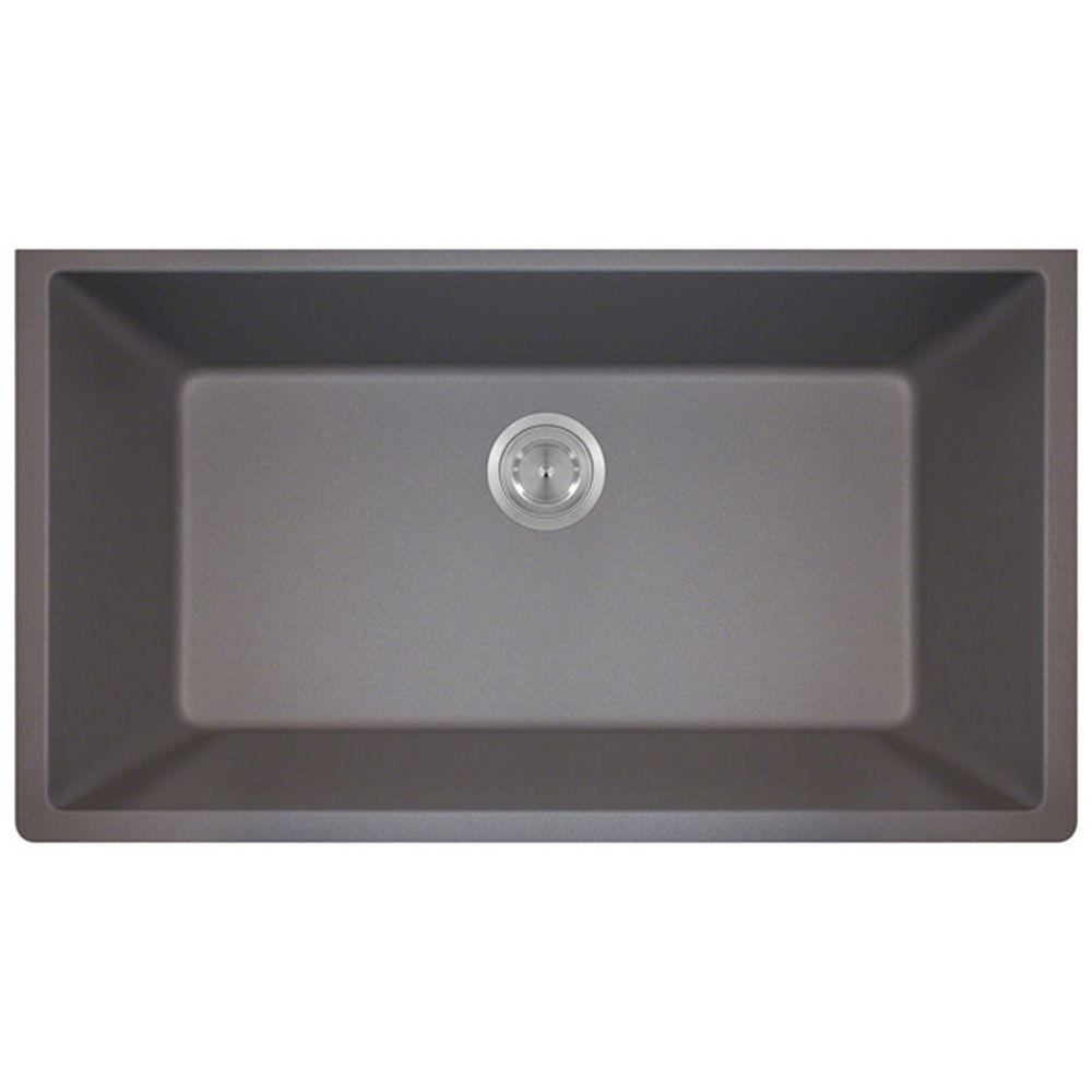 silver-polaris-sinks-undermount-kitchen-sinks-p848-silver-64_1000 Amazon Undermount Kitchen Sink