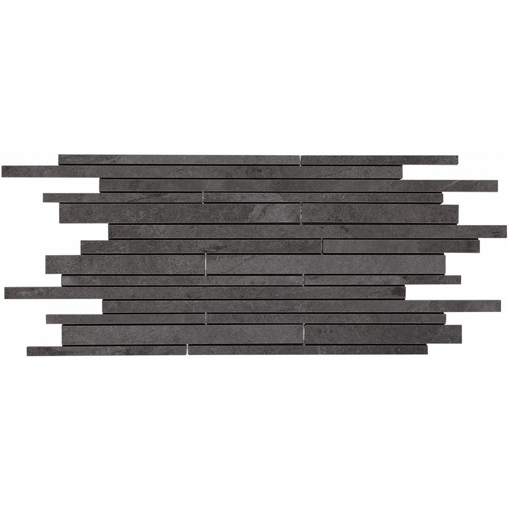 Caldwell Dark Grey Matte12 in. x 24 in. x 9.5 mm