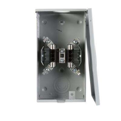 200 Amp 4-Jaw Horn Bypass Ringless 1 Position OH AL