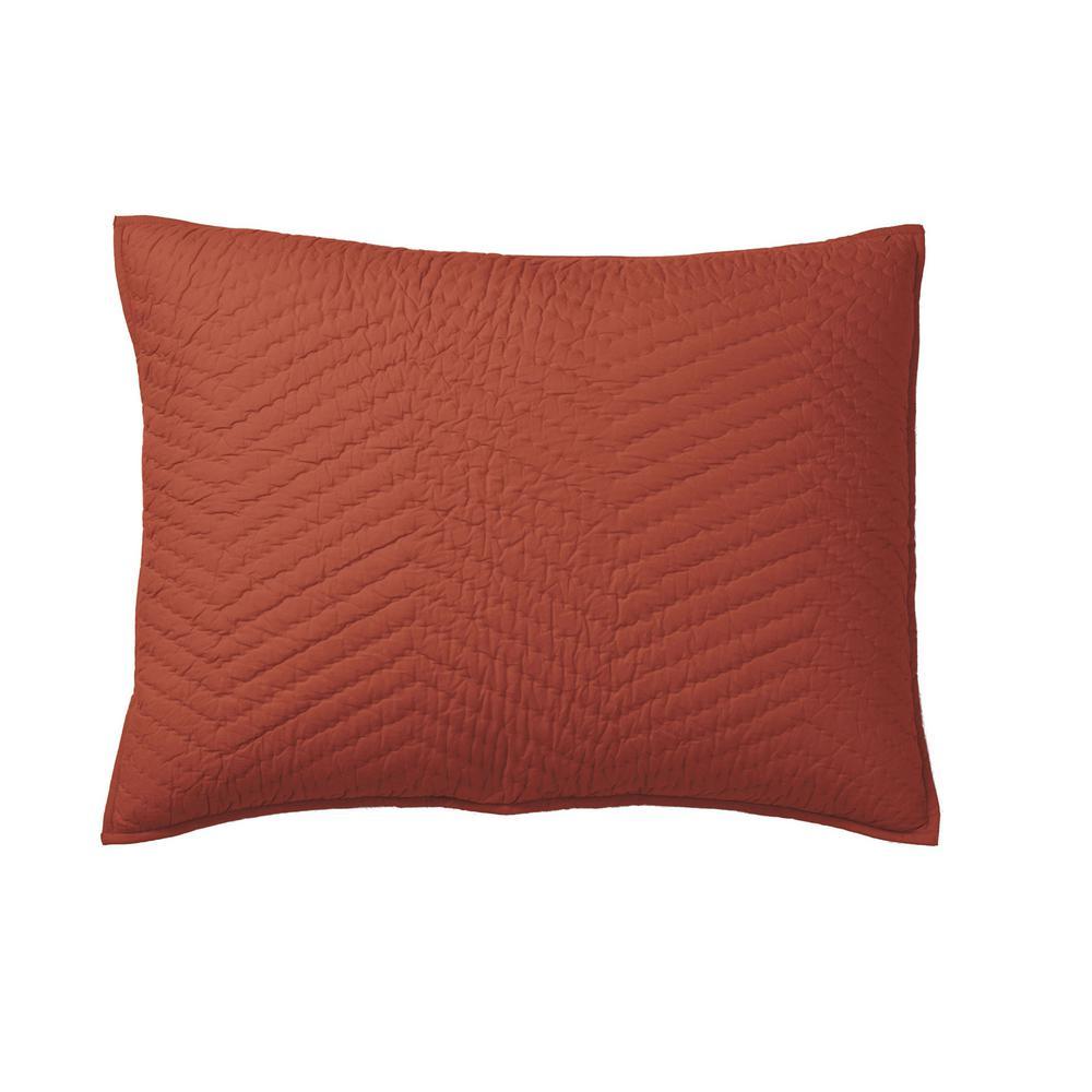 Company Flame Cotton Standard Sham