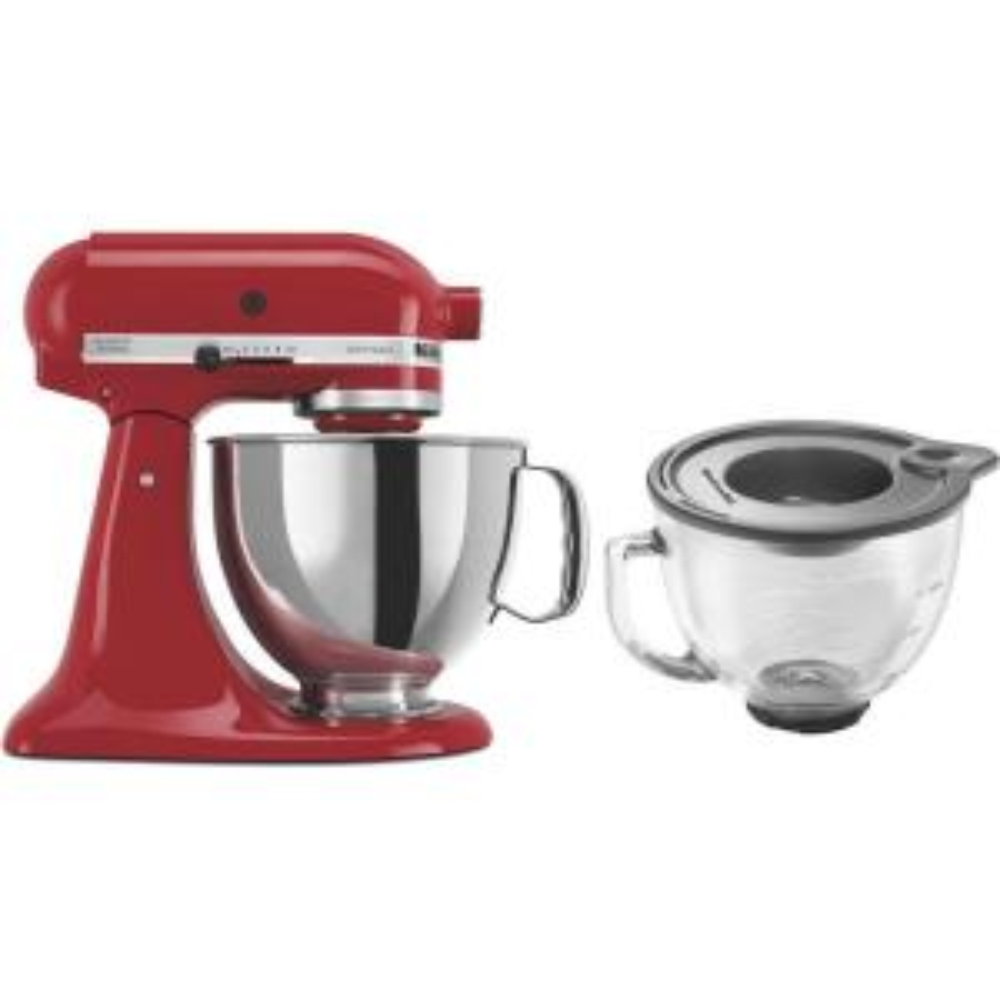 KitchenAid Artisan 5 Qt. Empire Red Stand Mixer by KitchenAid