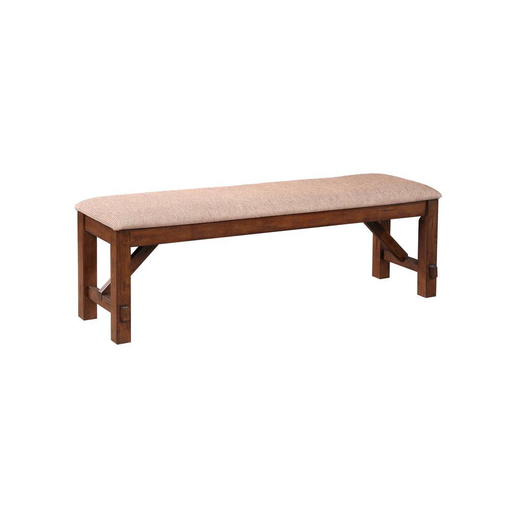 Neumann Hazelnut Bench