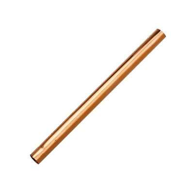 K-Style Copper Ferrule for 6 in. Copper Gutter