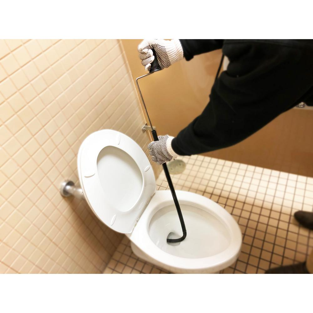 THEWORKS 8 ft. Toilet Auger