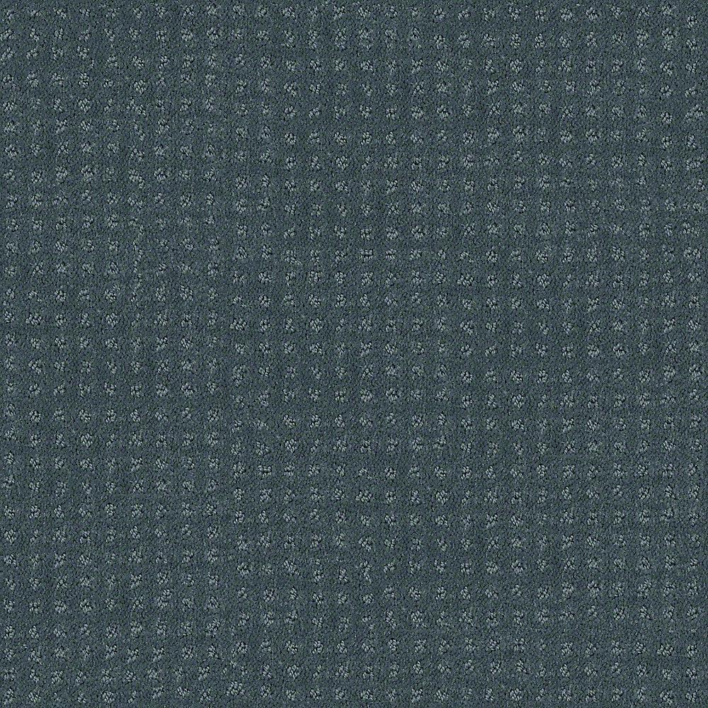 Carpet Sample - Sand Piper - Color High Tide 8 in. x 8 in.