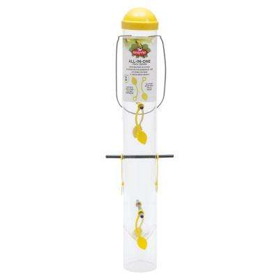 All-in-1 Finch Feeder