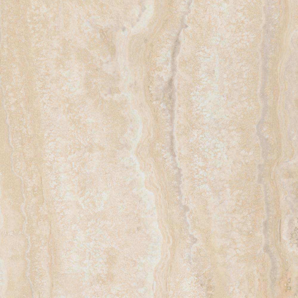 Allure Ultra 12 in. x 23.82 in. Aegean Travertine Natural Luxury Vinyl Tile Flooring (19.8 sq. ft. / case)