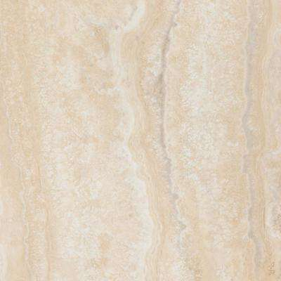 Allure Ultra 12 in. x 23.82 in. Aegean Travertine Natural Luxury Vinyl Tile Flooring (19.8 sq. ft. / case)