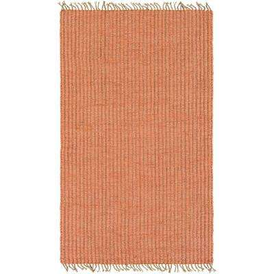 Pernille Coral 8 ft. x 10 ft. Area Rug
