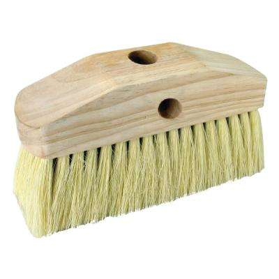 7-1/2 in. x 2-3/4 in. Heavy Duty Tapered Acid Brush with Tampico Bristles