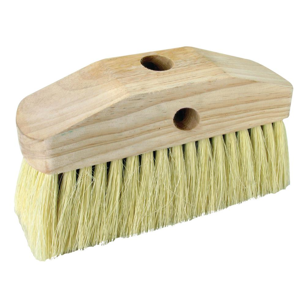 7-1/2 in. x 2-3/4 in. Heavy Duty Tapered Acid Brush with