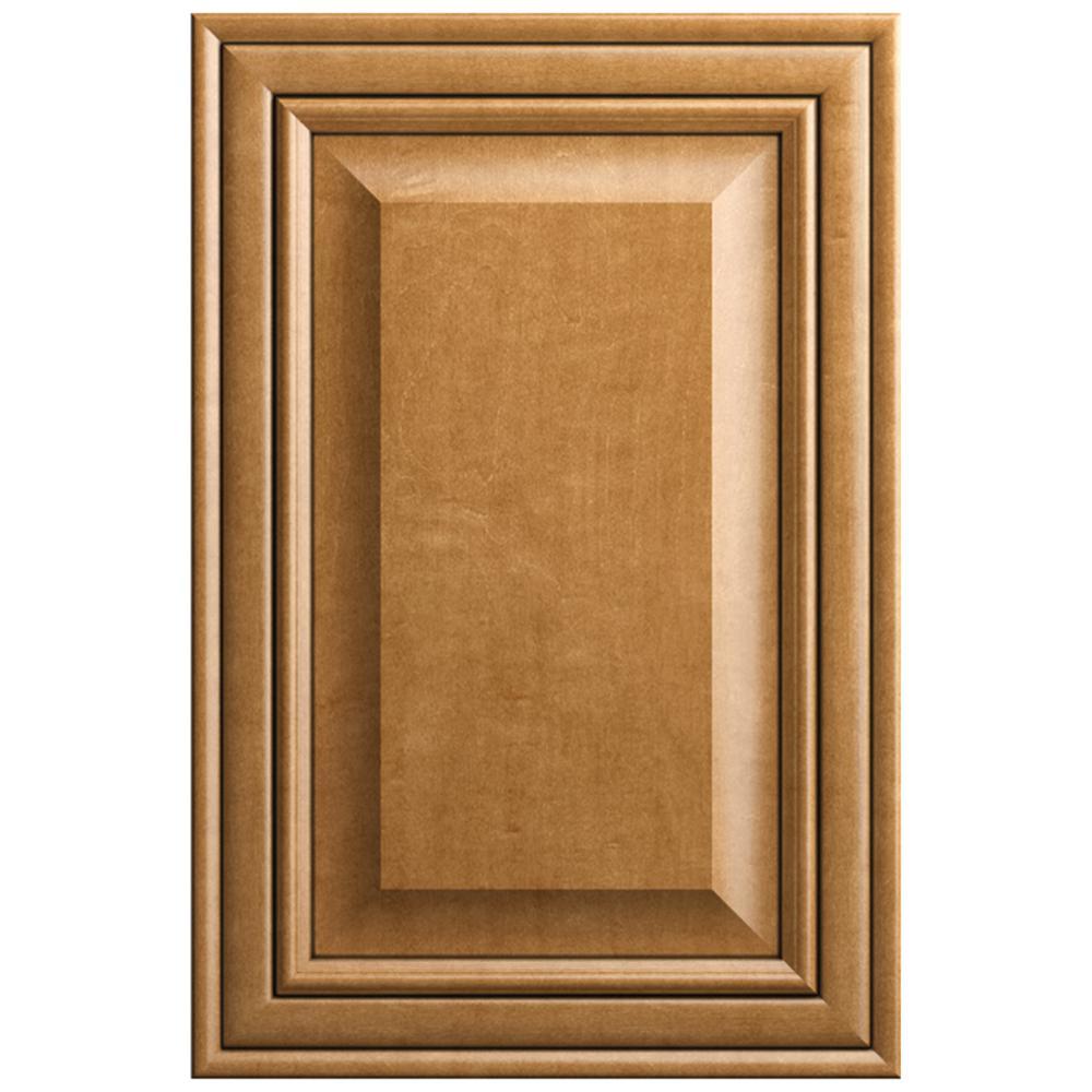 11x15 in. Gilead Cabinet Door Sample in Sand Glaze