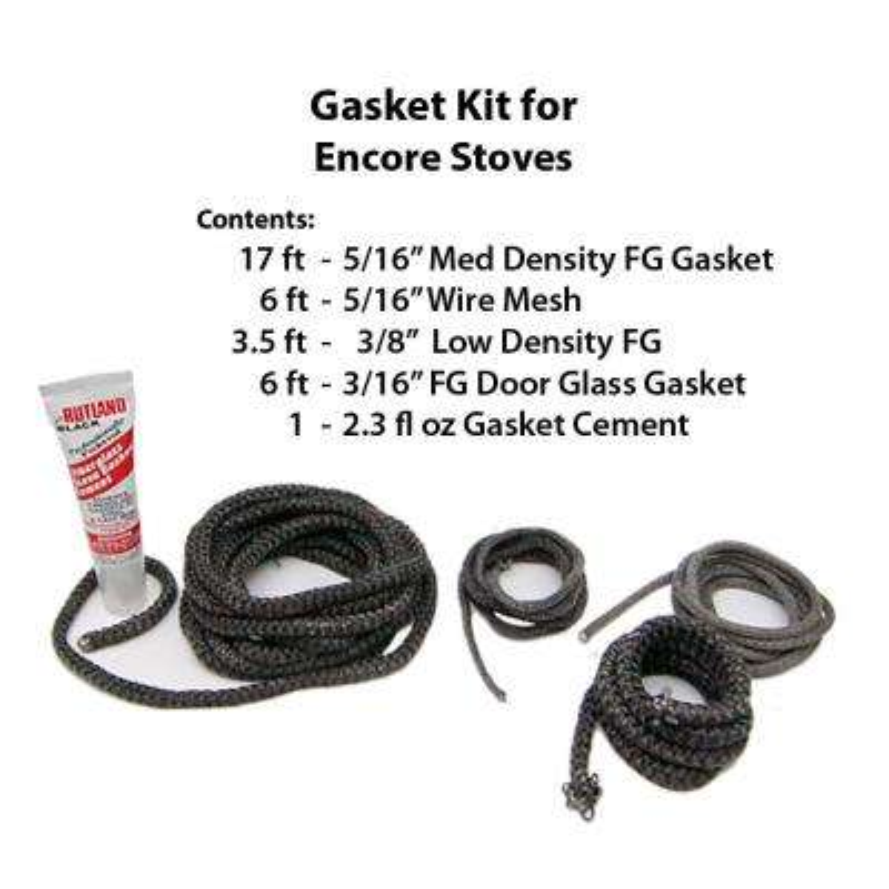 VT Casting Gasket Kit for Encore Stoves