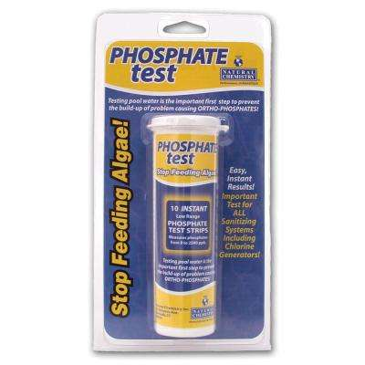 Consumer Phosphate Test Kit 10 Tests Per Bottle