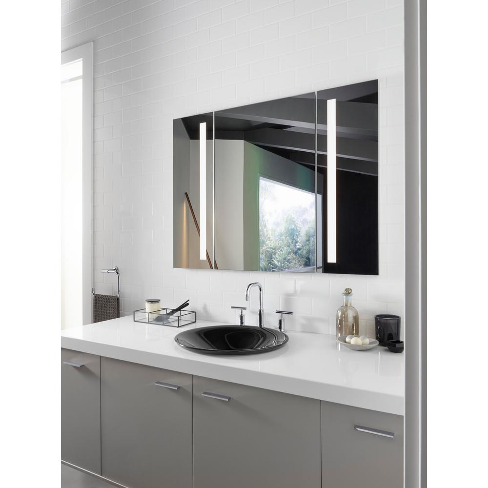 Kohler Verdera 40 In W X 30 H, Kohler Led Bathroom Mirror