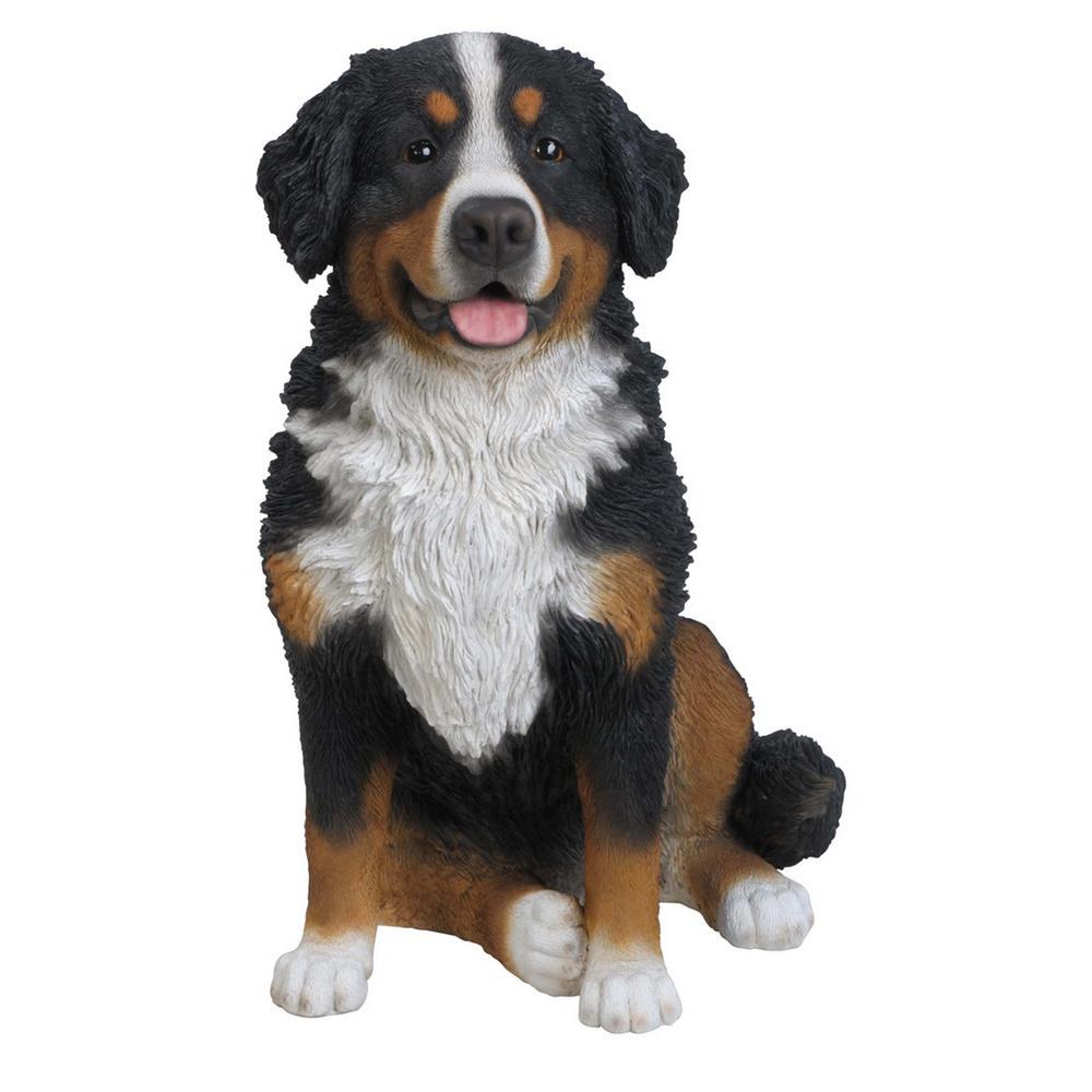 Bernese Mountain Dog Statue
