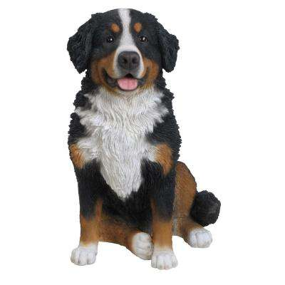 Bernese Mountain Dog Statue
