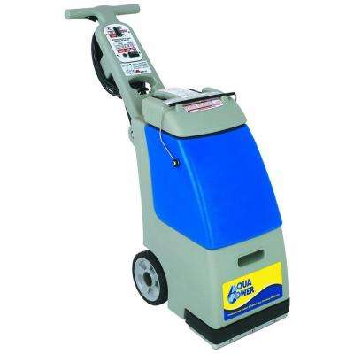Upright Carpet Cleaner with Low Moisture Quick Drying Technology and Upholstery Attachment