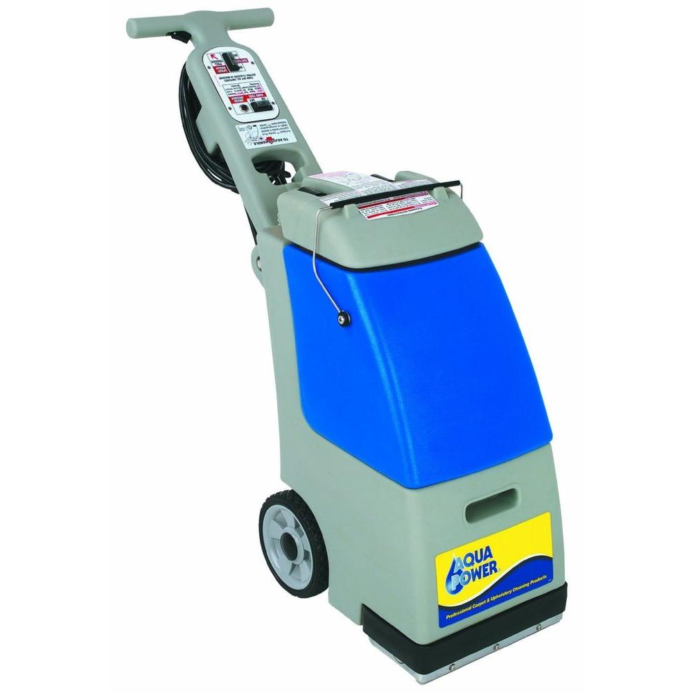 Upright Carpet Cleaner with Low Moisture Quick Drying Technology and Upholstery