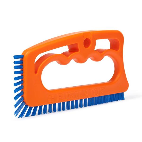 Tile Grout Cleaning Brush without Handle for Use in the Bathroom, Kitchen, and Rest of Household