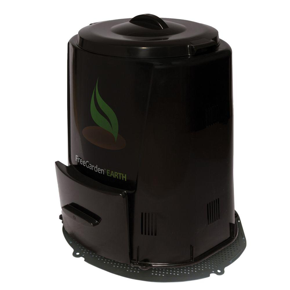 Enviro World 82 gal. Compost Bin with Base