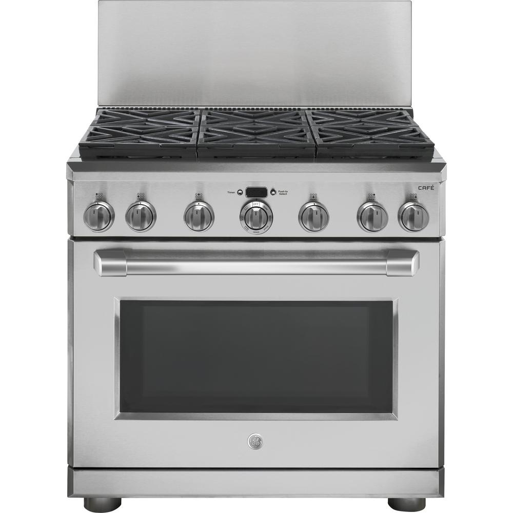 12 in. Gas Range Backsplash