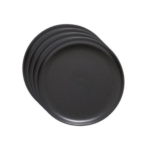 Pacifica Seed Grey Dinner Plate (Set of 4)