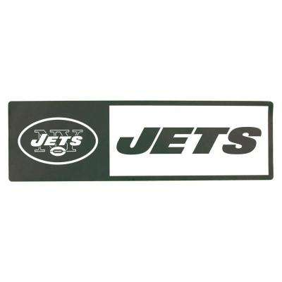 NFL New York Jets Outdoor Step Graphic