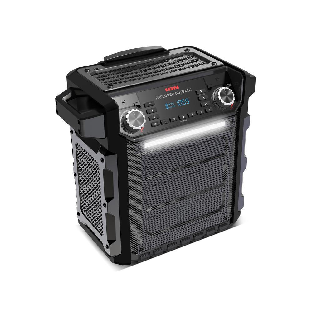 Ion Explorer Outback Speaker