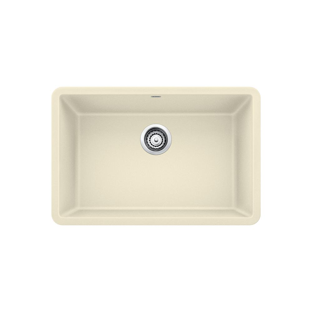 blanco undermount kitchen sink blanco precis undermount granite composite 27 in single 4787