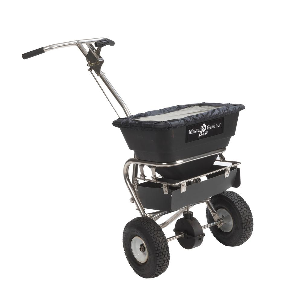 70 lb. Push Broadcast Spreader