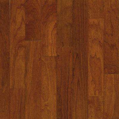 Town Hall Cherry Bronze 3/8 in. Thick x 3 in. Wide x Random Length Engineered Hardwood Flooring (28 sq. ft. / case)