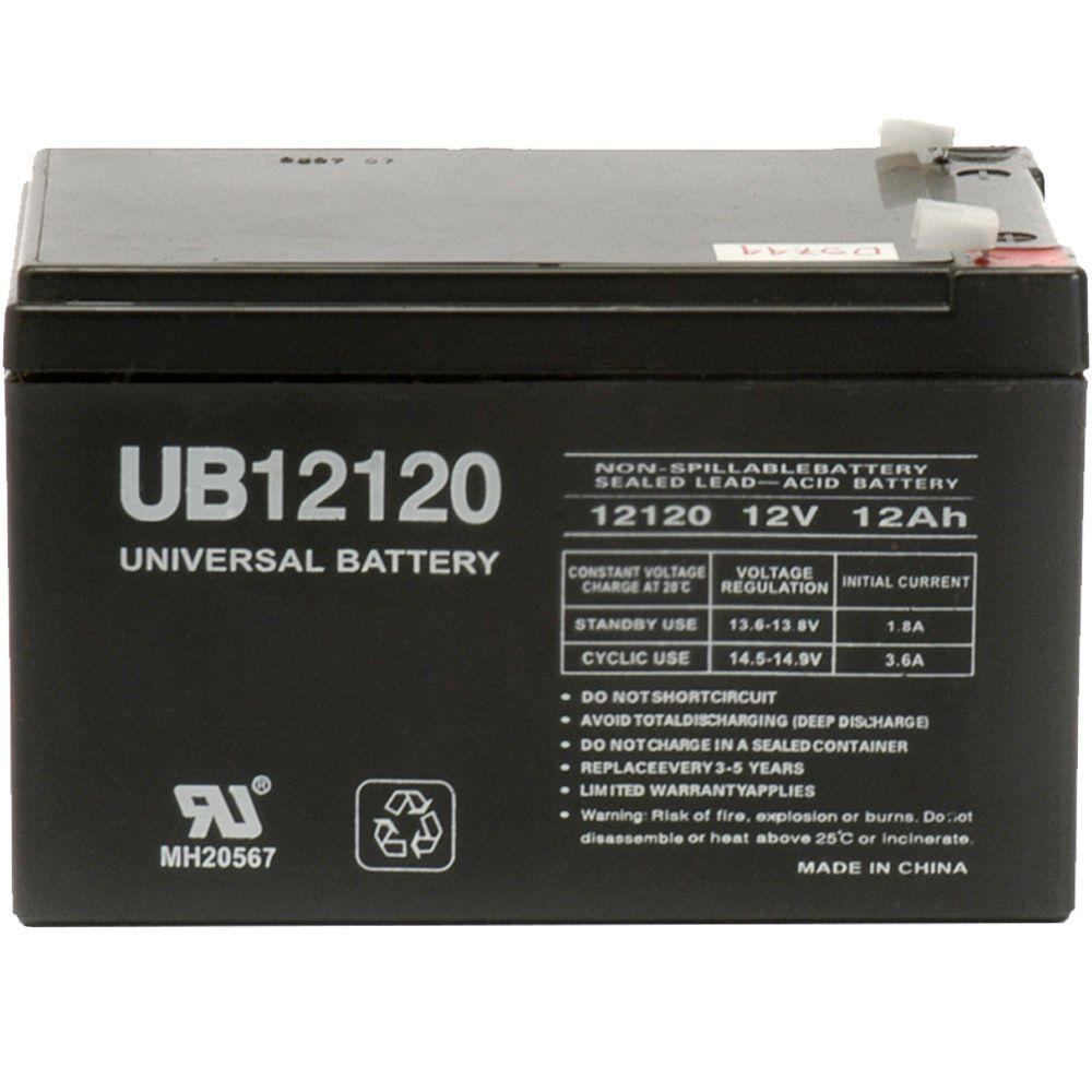 12-Volt SLA F1 Terminal Battery
