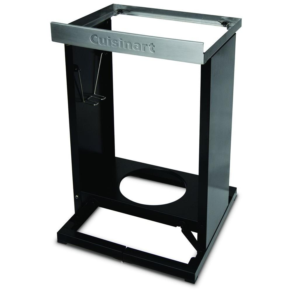 cuisinart folding grill stand cfgs 150 the home depot. Black Bedroom Furniture Sets. Home Design Ideas