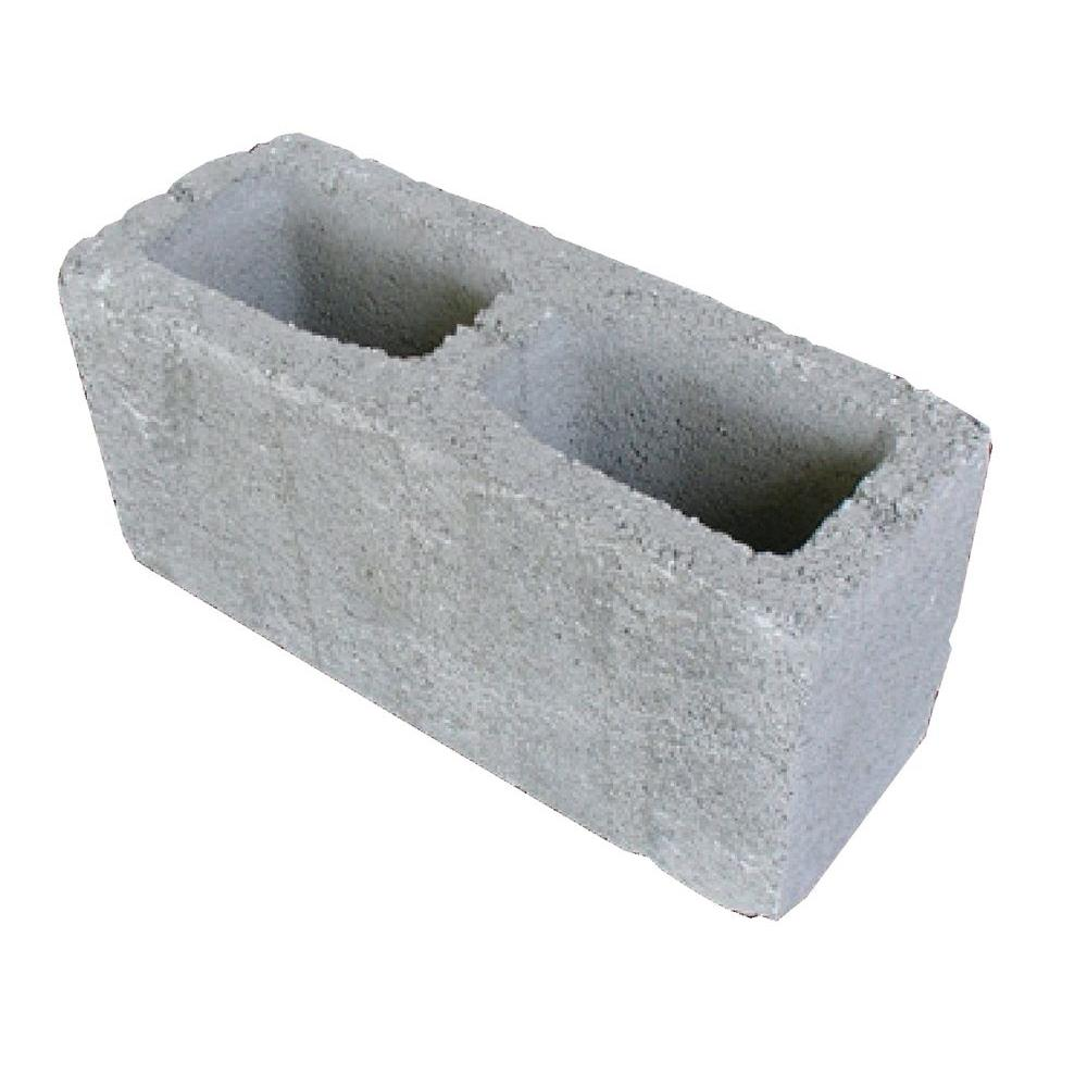 16 In. X 8 In. X 6 In. Concrete Block-30163601