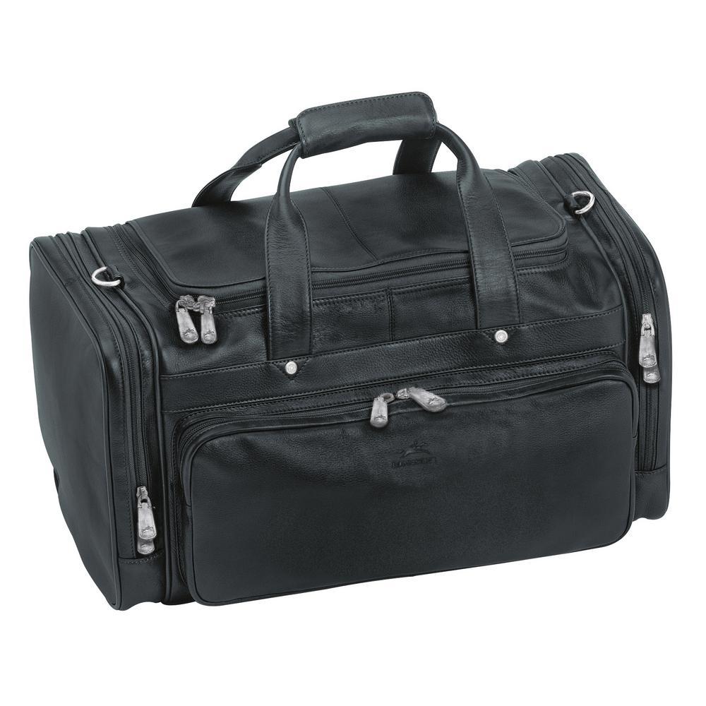 6da2f9e600c Black Leather Duffle Bag competitive price dac5d 3c342  Timberland Tuckerman  ...