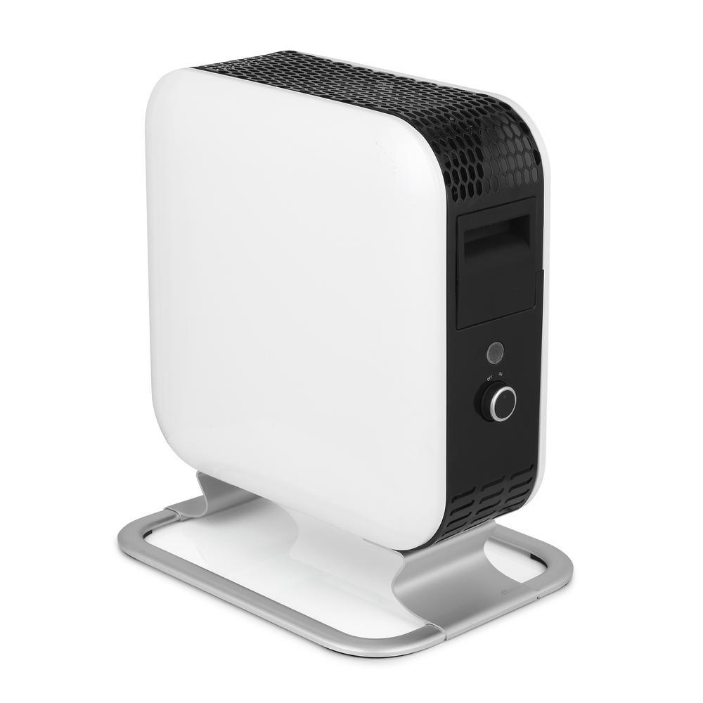 Mill 700 Watt Electric Oil Filled Radiant Office E Portable Heater