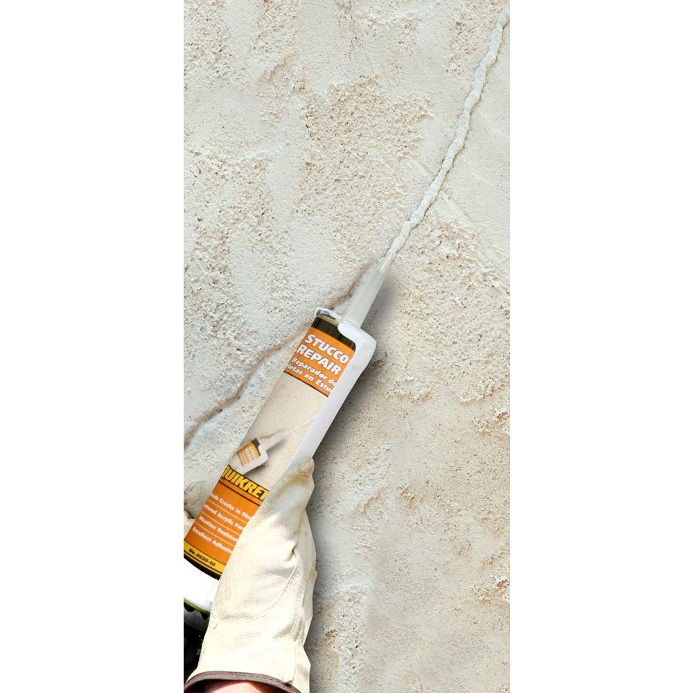 Quikrete 10 Oz Stucco Repair Sealant