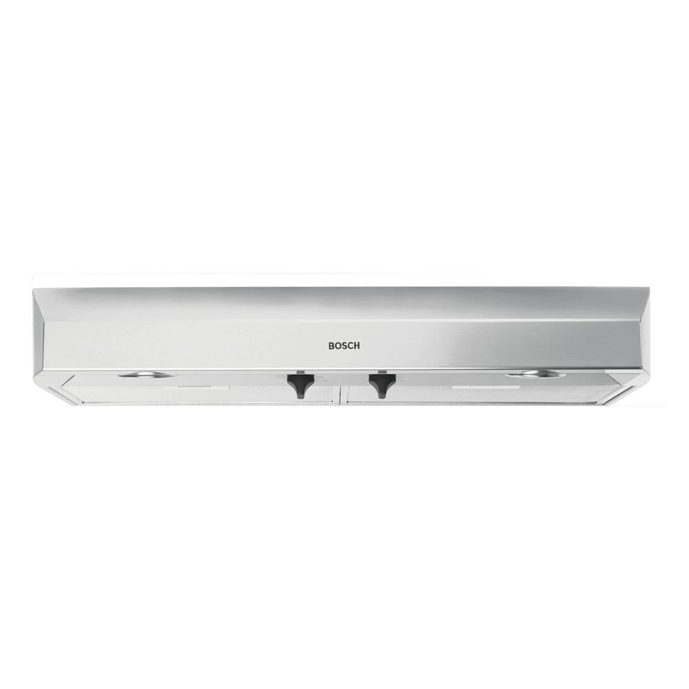 500 Series 36 in. Undercabinet Range Hood with Lights in Stainless