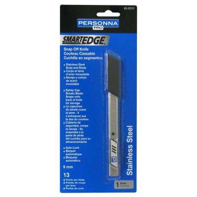 13-Point Stainless Steel Snap-Off Knife
