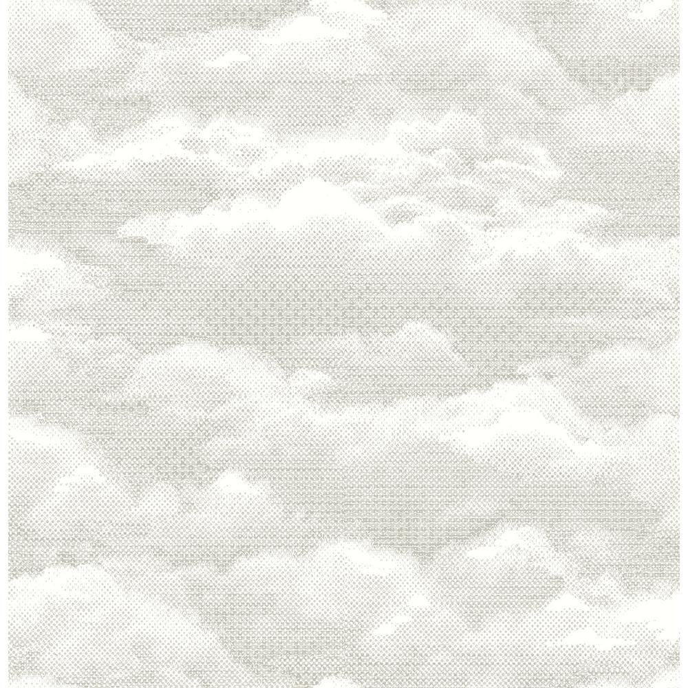 Solstice Pearl Cloud Wallpaper