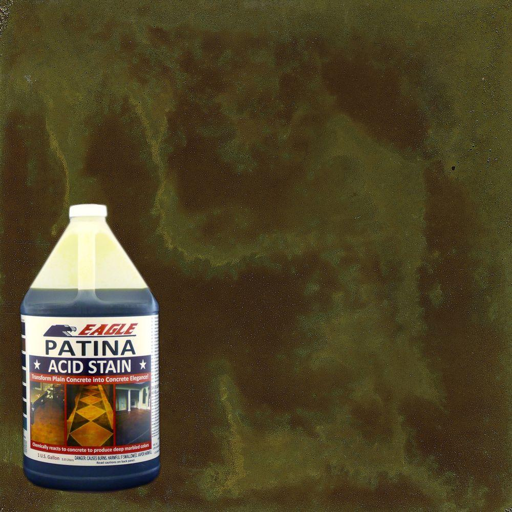 Eagle 1 gal. Patina Concrete Acid Stain