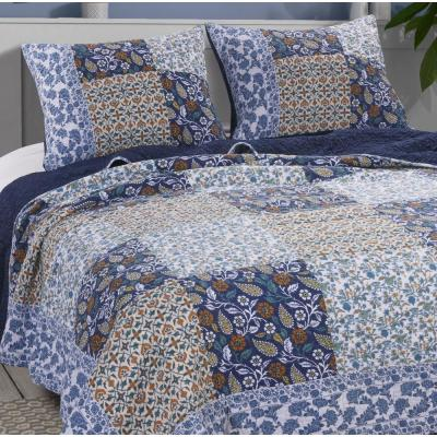 Pandora 3-Piece Full/Queen Quilt Set