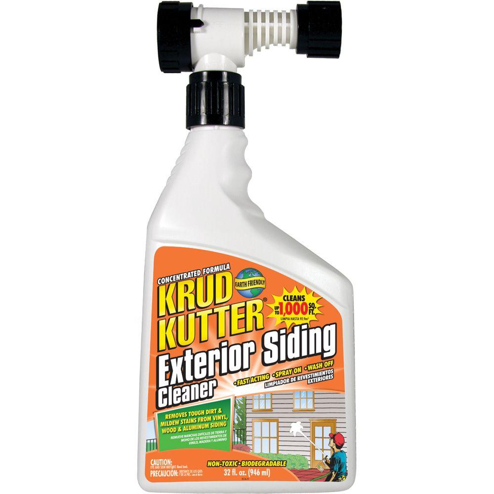 Supreme Chemical Krud Kutter Exterior Siding Cleaner
