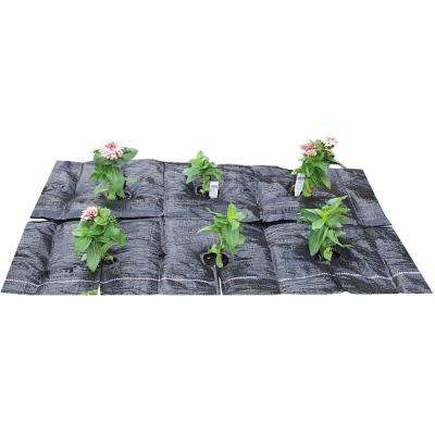 GardenMat40 - 40 in. x 22 in. Garden Bed Hydration Mat for EarthMark and Other 36 in. to 44 in. Raised Garden Beds